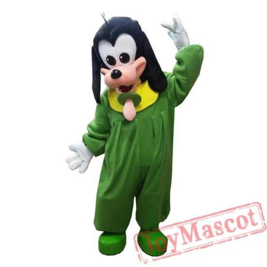 Goofy Mascot Costume For Adult