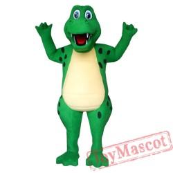 Alligator Animal Mascot Costume for Adult