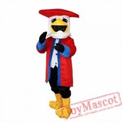 Hawk Eagle Mascot Costume for Adult