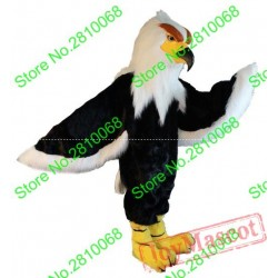 Helmet Eagle Mascot Costume for Adult