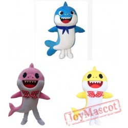 Baby Shark Mascot Costume for Adult