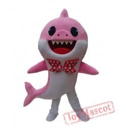 Baby Shark Mascot Costume for Adult