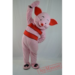 Pig Mascot Costume for Adult