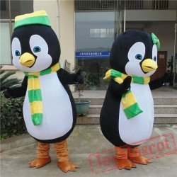 Penguin Mascot Costume for Adult