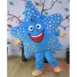 Starfish Mascot Costume for Adult