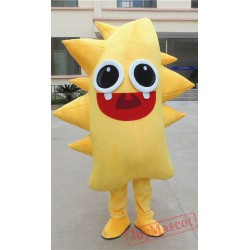 Sea Cucumber Mascot Costume for Adult