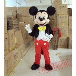 Disney Mickey Mouse Mascot Costume for Adult