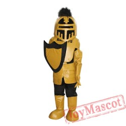 Knight Mascot Costume for Adult