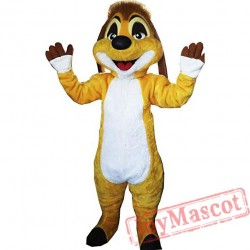 Timon Mascot Costume for Adult