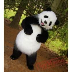 Realistic Panda Mascot Costume for Adult