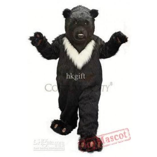Realistic Bear Mascot Costume for Adult