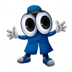 Custom Cartoon Mascot Costume