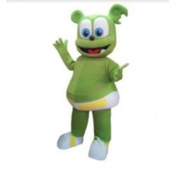 Gummy Bear Mascot Costume