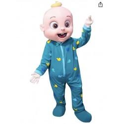 Cocomelon Baby Boy Mascot Costume