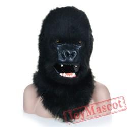 Animal chimpanzee Fursuit Head Mascot Head