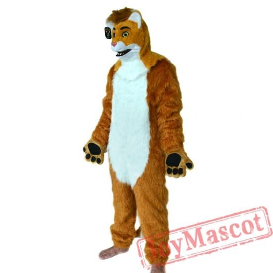 Animal Fox / Wolf Fursuit Mascot Costume for Adult