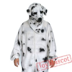 Animal Dalmatian Mascot Costume for Adult