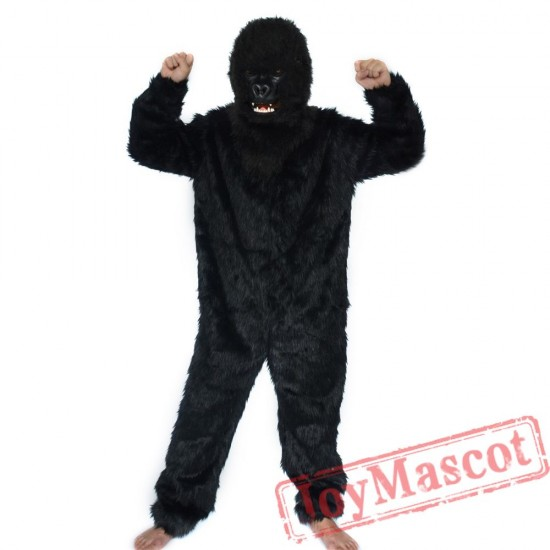 Animal Chimpanzee Mascot Costume for Adult