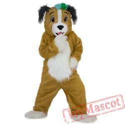 Dog Fursuit Mascot Costume for Adults