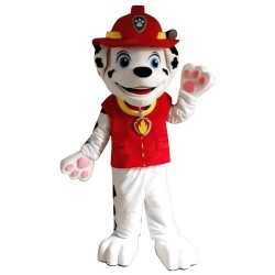 Skye Dog Paw Patrol Cartoon Mascot Costume