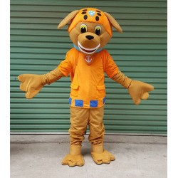 Marshall Dog Paw Patrol Cartoon Mascot Costume