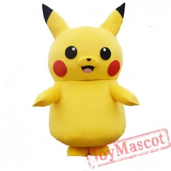Pikachu Mascot Costumes for Adults
