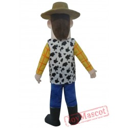 Toy Sotry Woody Cartoon Mascot Costume