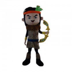 Aboriginal People Mascot Costume
