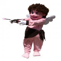 Angel Cupid Mascot Costume
