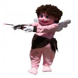 Angel Cupid Mascot Costume