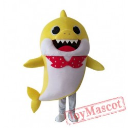 Baby Shark Mascot Costume for Adults