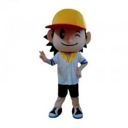 Baseball Boy Mascot Costume