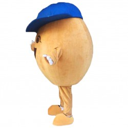 Beans Mascot Costume