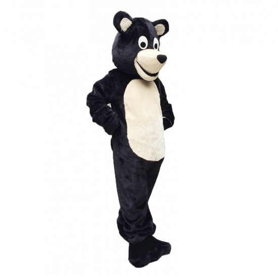 Bear Mascot Costume for Adults