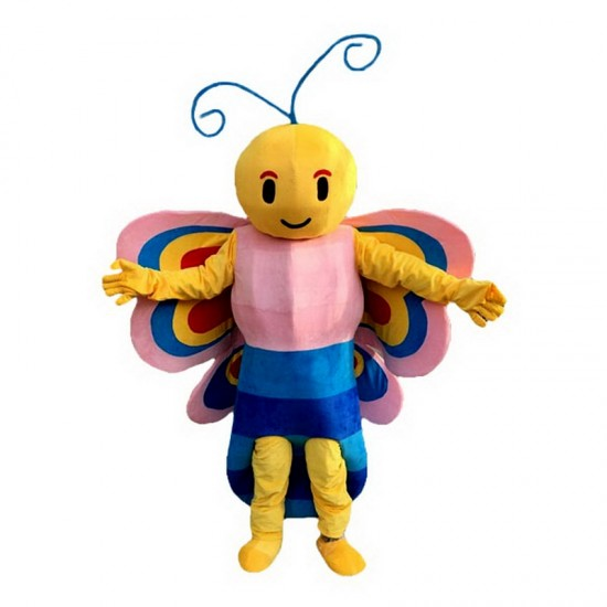 Butterfly Mascot Costume