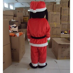 Christmas Goofy Dog Mascot Costume