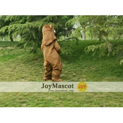 Artificial Bear Realistic Fursuit Animal Mascot Costumes