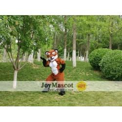 Dog Fox Wolf Realistic Fursuit Animal Mascot Costumes