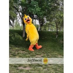 Duck Realistic Fursuit Animal Mascot Costumes