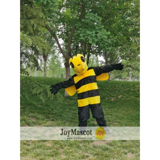 Bee Insect Realistic Fursuit Animal Mascot Costumes