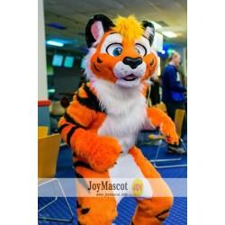 Tiger Realistic Fursuit Animal Mascot Costumes