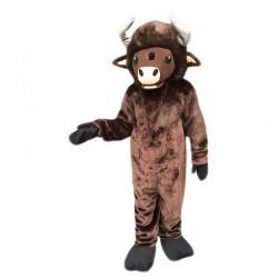 Cow Devil Mascot Costume