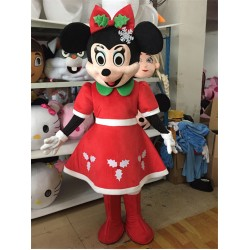 Minnie Mouse mascot costume for Adult