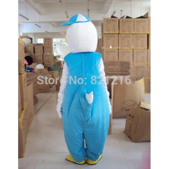 Disney Donald Duck Mascot Costume for Adult