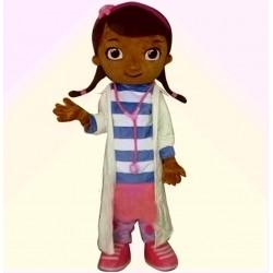 Doc Mcstuffins Mascot Costume