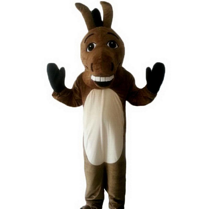 sc 1 st  Mascot Shop & Donkey Mascot Costume
