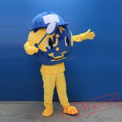 Adult Earth Mascot Costume for Sale