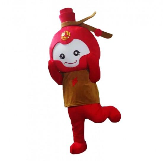 Firecrackers Dolls Mascot Costume