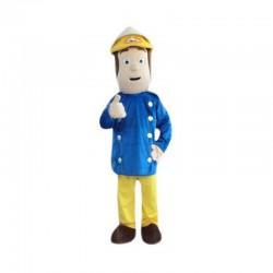 Firemen Mascot Costume