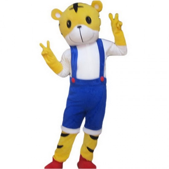 Guai Guai Tiger Mascot Costume
